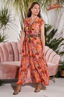 Joe Browns Glamorous Button Through Dress