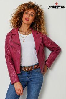 Joe Browns Ultimate Leather Jacket