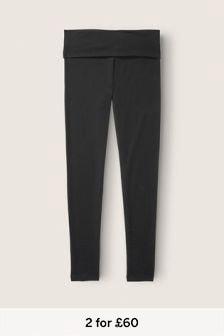 Victoria's Secret PINK Foldover Waist Yoga Legging