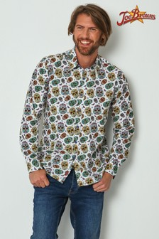 Joe Browns Superb Skull Shirt