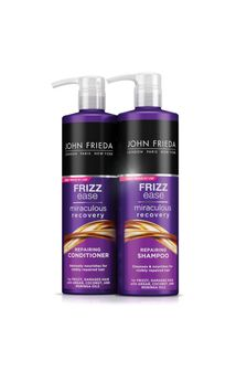 John Frieda Frizz Ease Miraculous Recovery Shampoo And Conditioner Duo