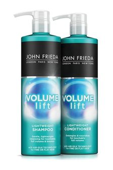 John Frieda Luxurious Volume Touchably Full Shampoo And Conditioner Duo