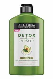John Frieda Detox & Repair Shampoo 250ml
