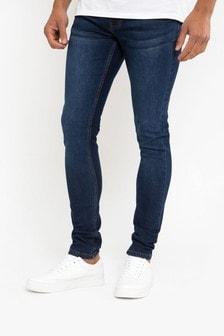Threadbare Mid Wash Super Skinny Jeans
