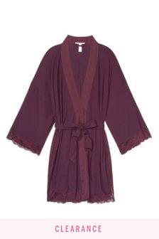 Victoria's Secret Heavenly by Victoria Supersoft Modal Kimono Robe
