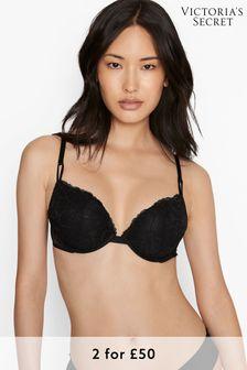 Victoria's Secret Sexy Tee Lace & Sheer Mesh Push-up Bra