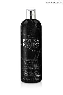 Baylis & Harding Elements Dark Amber and Fig Luxury Bodywash 500ml