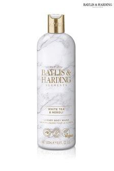 Baylis & Harding Elements White Tea and Neroli Luxury Bodywash 500ml