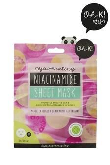 Oh K! Rejuvenating Niacinamide Sheet Mask