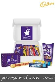 Personalised Cadbury Star Family Hamper by Yoodoo