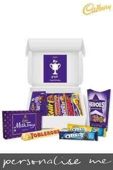 Personalised Cadbury Star Trophy Hamper by Yoodoo