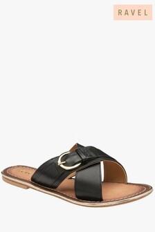 Ravel SlipOn Mule Sandals