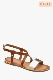 Ravel OpenToe Sandals
