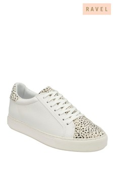 Ravel Lace Up Casual Trainers