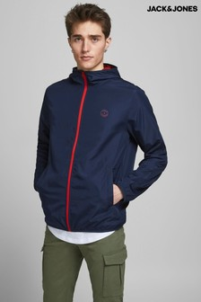 Jack & Jones Zip Up Contract Jacket