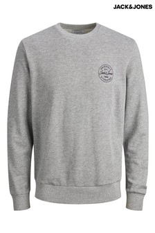 Jack & Jones Retro Logo Sweatshirt