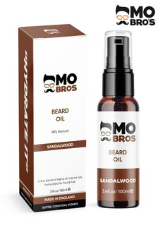 Mo Bros Premium Beard Oil Sandalwood 100ml
