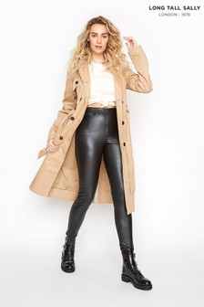 Long Tall Sally Faux Leather Leggings