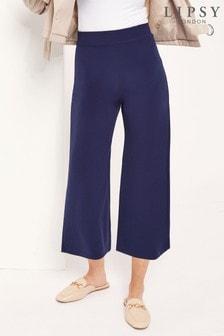 Lipsy High Waist Culotte Trousers