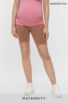 Mamalicious Maternity Over The Bump Seamless Support Shorts