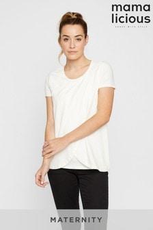 Mamalicious Maternity Nursing T-Shirt