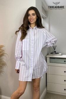 Threadbare Sheila Oversized Shirt Dress
