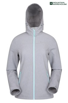 Mountain Warehouse Exodus Womens Softshell Jacket
