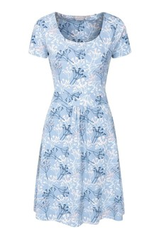 Mountain Warehouse Orchid Patterned Womens Uv Dress
