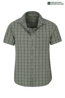 Mountain Warehouse Holiday Mens Cotton Shirt
