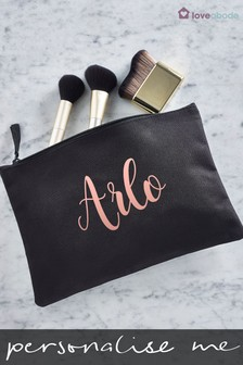 Personalised Make-Up Bag by Loveabode