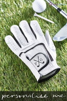 Personalised Golf Gloves by Loveabode