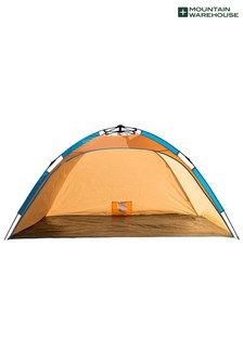 Mountain Warehouse Quick-Pitch Beach Shelter - UV40