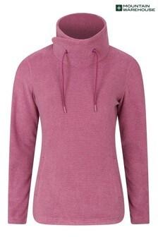 Mountain Warehouse Hebridean Womens Loose Cowl Neck Fleece