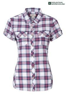 Mountain Warehouse Holiday Womens Cotton Shirt