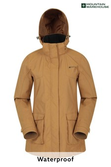 Mountain Warehouse Street Womens Waterproof Padded Outdoor Jacket