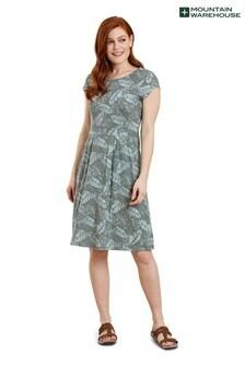 Mountain Warehouse Cannes Short Sleeved Womens Pocket Dress
