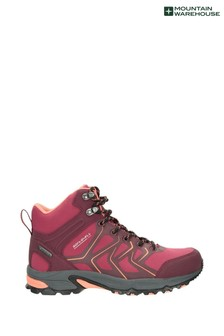 Mountain Warehouse Shadow Womens Waterproof, Breathable Softshell Walking Boots
