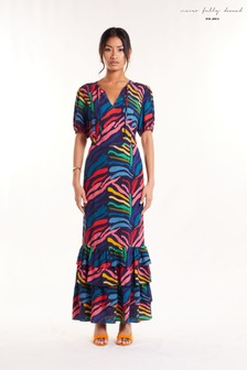 Never Fully Dressed Peta Ruffle Dress