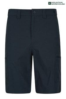 Mountain Warehouse Trek II Mens Walking Long Shorts
