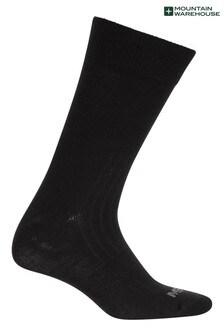 Mountain Warehouse Isocool Hiker Breathable Walking Socks