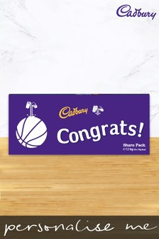 Personalised Cadbury Pack with Basket Ball by Yoodoo