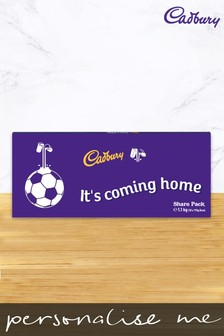 Personalised Cadbury Pack with Football by Yoodoo
