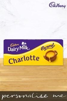 Personalised Cadbury Dairy Milk Caramel Share Pack by Yoodoo