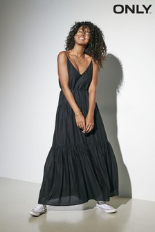 Only Tiered Cami Maxi Dress