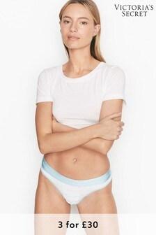 Victoria's Secret Cotton Thong Panty
