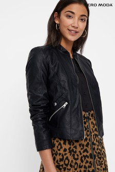 Vero Moda Faux Leather PU Jacket