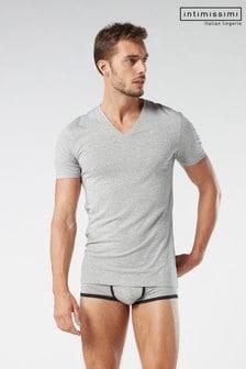 Intimissimi Supima® Cotton V-Neck T-Shirt