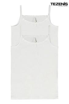 Tezenis 2 X Basic Lace Camisole Multipack