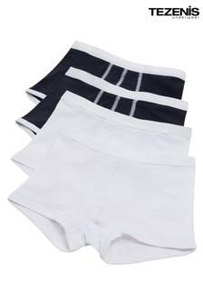 Tezenis 4 X Stretch Cotton Boxer Trunks