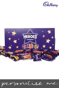 Personalised Cadbury Heroes Small Letterbox Selection - 290g